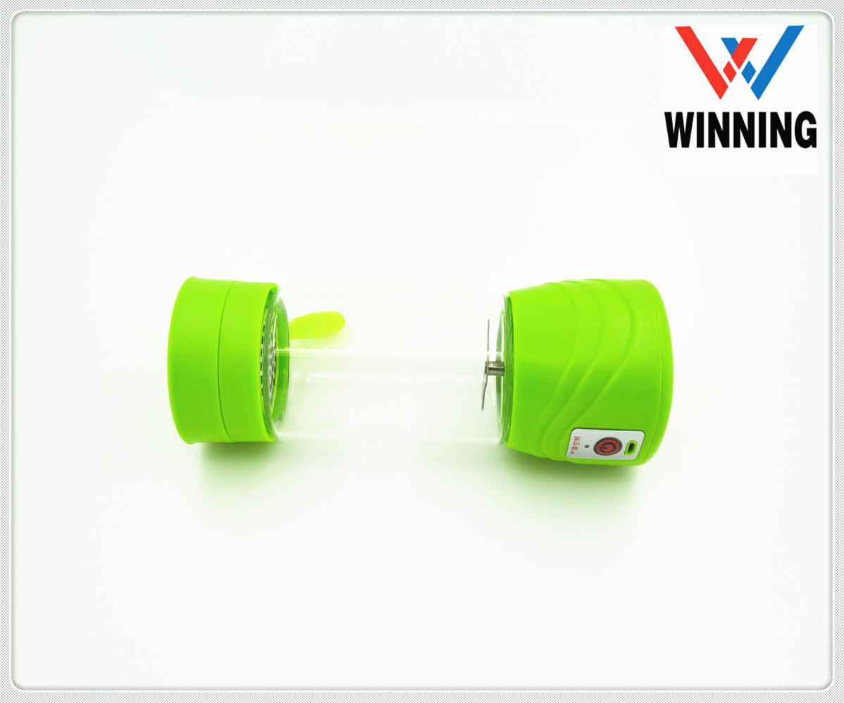 Mini juicer charging style plastic parts