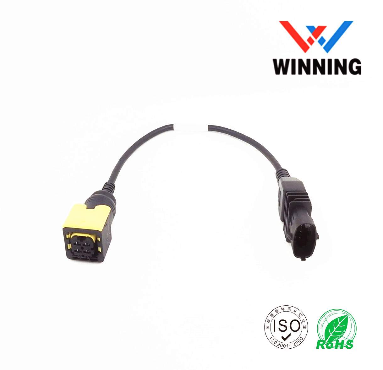 Nitrogen Oxide 4 Pin Male Connector to AMP 4 Pin Female. CABLE