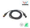 AMP 2 Pin Male to AMP 2 Pin Female CABLE
