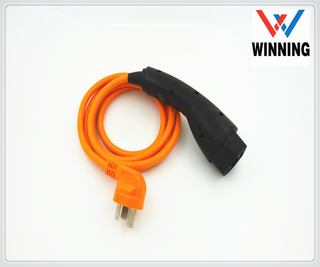 New energy car charging cable