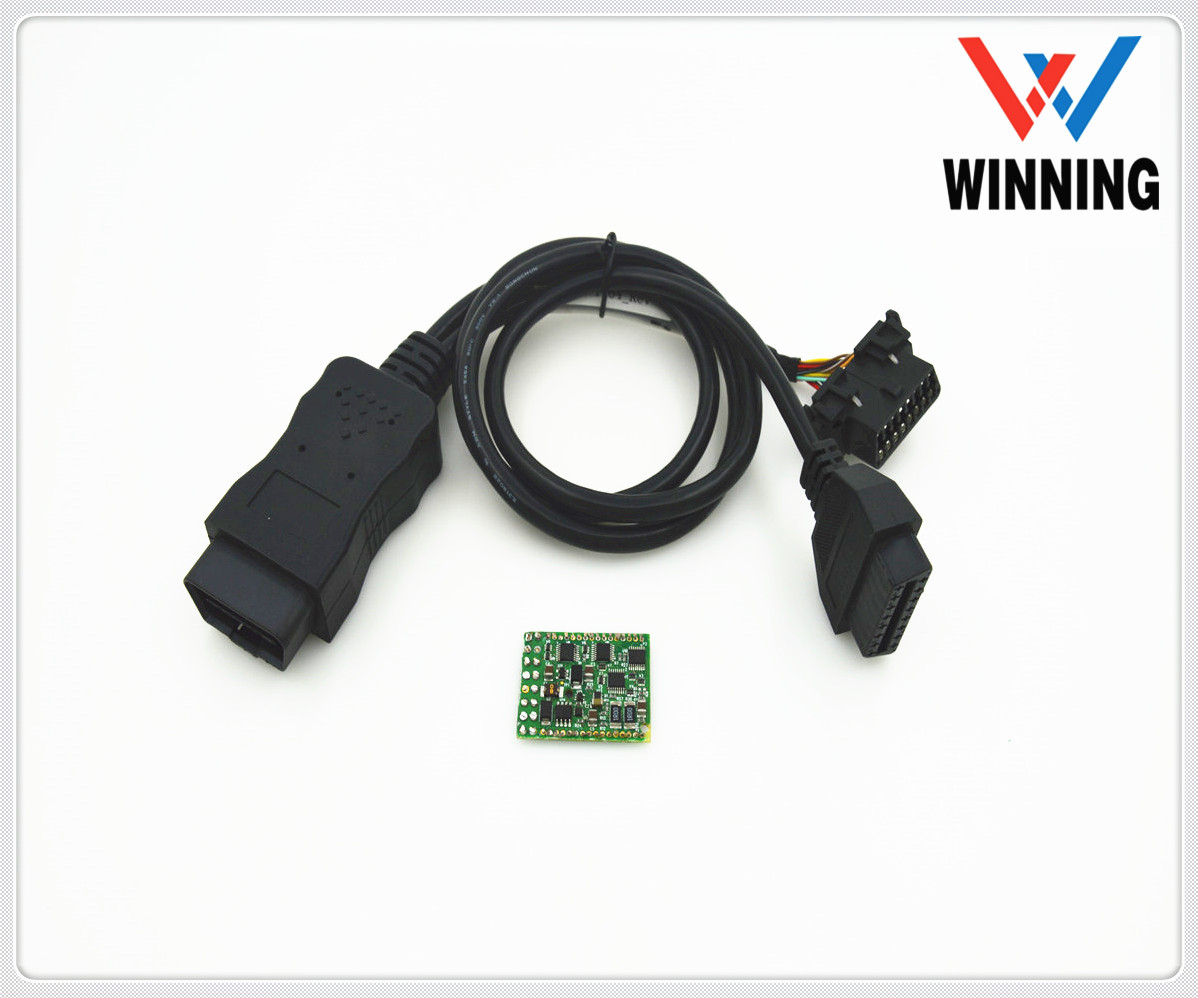 OBDII 16P TO M TO OBD F *2 PCB CABLE